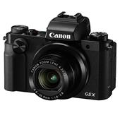 A picture of Canon Powershot G5 X Compact Camera