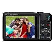 A picture of Canon Powershot SX600 HS Digital Camera In Black