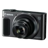 A picture of Canon Powershot SX620 Digital Camera in Black - Ex Display