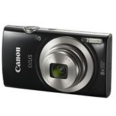 A picture of Canon IXUS 185 Compact Camera in Black