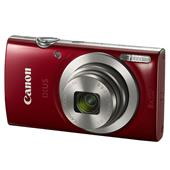 A picture of Canon IXUS 185 Compact Camera in Red