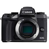 A picture of Canon EOS M5 Mirrorless Camera Body in Black