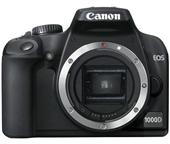 A picture of Canon EOS 1000D Body