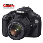 A picture of Canon EOS 1100D Digital SLR + 18-55mm DC Lens