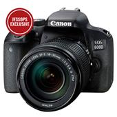 A picture of Canon EOS 800D Digital SLR with EF-S 18-135mm f/3.5-5.6 IS STM Lens - Ex Display