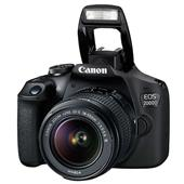 A picture of Canon EOS 2000D Digital SLR with EF-S 18-55mm DC III Lens