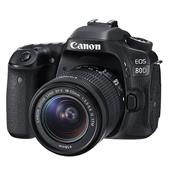 A picture of Canon EOS 80D Digital SLR with EF-S 18-55mm f/3.5-5.6 IS STM Lens