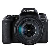 A picture of Canon EOS 77D Digital SLR with 18-135mm USM Lens
