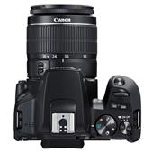 A picture of Canon EOS 250D Digital SLR in Black with 18-55mm f/3.5-5.6 III DC Lens