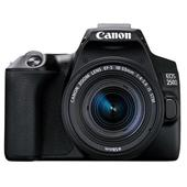 A picture of Canon EOS 250D Digital SLR with 18-55mm f4.0-5.6 STM IS Lens - Ex Display