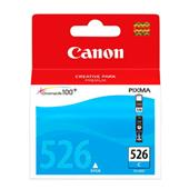 A picture of Canon CLI-526 Cyan Ink Cartridge