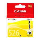 A picture of Canon CLI-526 Yellow Ink Cartridge
