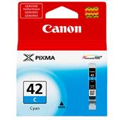 A picture of Canon Cyan Ink Cartridge CLI-42C