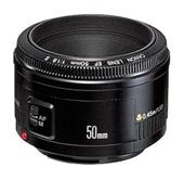 A picture of Canon EF 50mm f/1.8 II