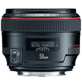 A picture of Canon EF 50mm f/1.2 L USM Lens