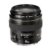 A picture of Canon EF 85mm f/1.8 USM Lens