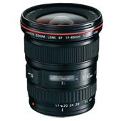 A picture of Canon EF 17-40mm f/4L USM Lens