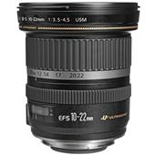 A picture of Canon EF-S 10-22mm f/3.5-4.5 USM Lens