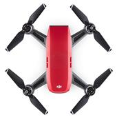 A picture of DJI Spark Drone Fly More Combo in Red