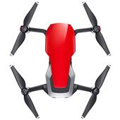 A picture of DJI Mavic Air Drone in Flame Red