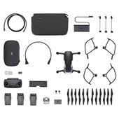 A picture of DJI Mavic Air Fly More Combo Drone in Onyx Black