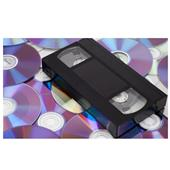 A picture of Jessops VHS tape to DVD - per tape