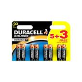 A picture of Duracell Ultra Power AA 8 Pack