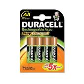 A picture of Duracell StayCharged AA