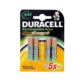 A picture of Duracell StayCharged AAA