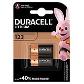 A picture of Duracell 123 Twin pack