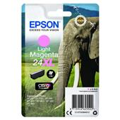 A picture of Epson Light Magenta 24XL Claria Photo HD Ink