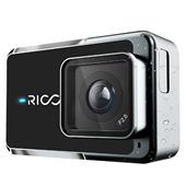 A picture of FeiyuTech Ricca Action Camera  with WG2X Wearable Gimbal
