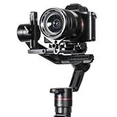 A picture of FeiyuTech AK2000 Gimbal with AK Follow Focus II