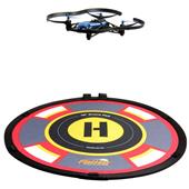 A picture of FlatHat 16-inch Collapsible Drone Pad