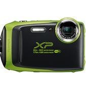 A picture of Fujifilm Finepix XP130 Digital Camera in Lime