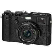 A picture of Fujifilm X100F Digital Camera in Black