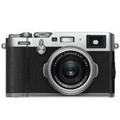 A picture of Fujifilm X100F Digital Camera in Silver