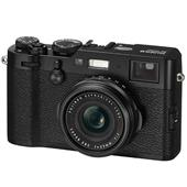 A picture of Fujifilm X100F Digital Camera in Black - Ex Display
