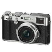 A picture of Fujifilm X100F Digital Camera in Silver - Ex Display