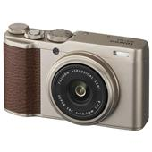 A picture of Fujifilm XF10 Digital Camera in Champagne Gold - Ex Display