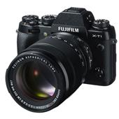 A picture of Fujifilm X-T1 Compact System Camera in Black + XF18-135mm f3.5-5.6 Lens