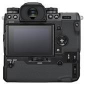 A picture of Fujifilm X-H1 Mirrorless Camera Body with VPB-XH1 Battery Grip and 2x Extra Batteries