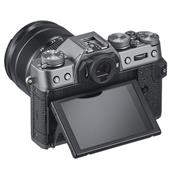 A picture of Fujifilm X-T30 Mirrorless Camera Body in Charcoal