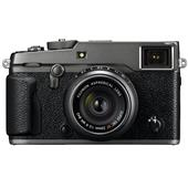 A picture of Fujifilm X-Pro2 Mirrorless Camera Body + XF23mm Lens in Graphite