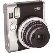 A picture of Instax mini 90 Instant Camera in Black with 10 Shots