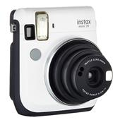A picture of Instax mini 70 Instant Camera in White with 10 Shots