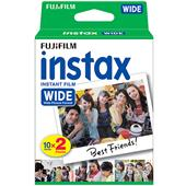 A picture of Instax Colour Film 20 Shot Wide Picture format