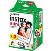 A picture of Instax Mini Colour Film 20 Shots