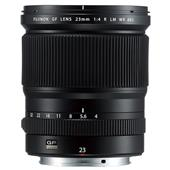 A picture of Fujifilm GF23mm f/4 R LM WR lens