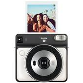 A picture of Instax Square SQ6 Instant Camera in Pearl White